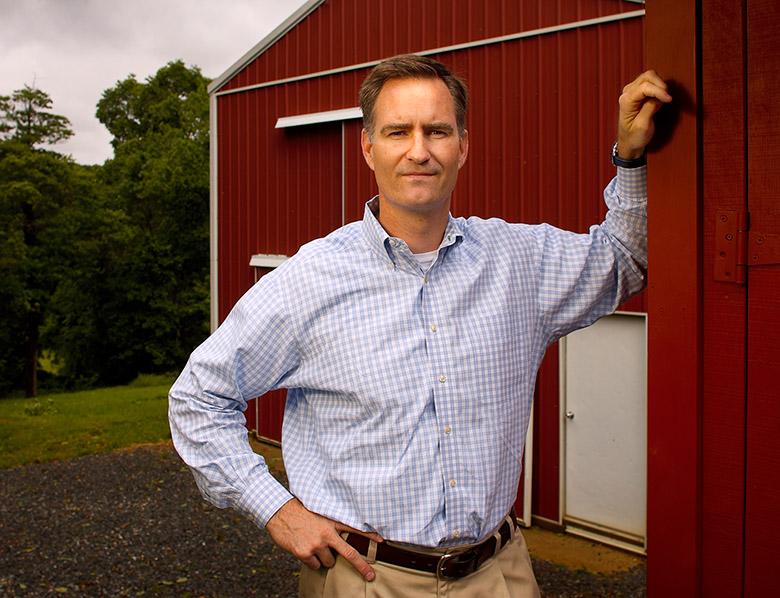 Andy Kaiser, founding partner, Mountain Hill Investment Partners, Atlantic Highlands, NJ.
