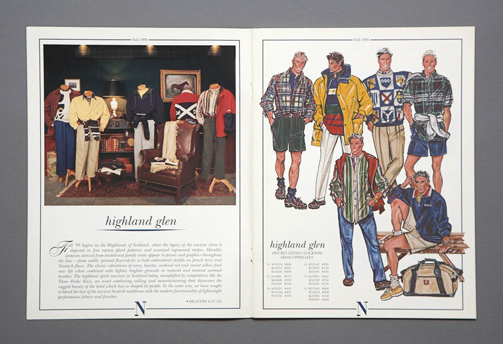 Collection image on left page.