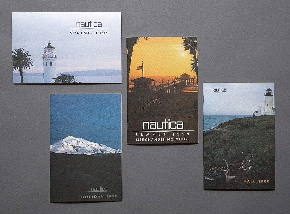 Examples of my personal images being use for merchandising guide covers.