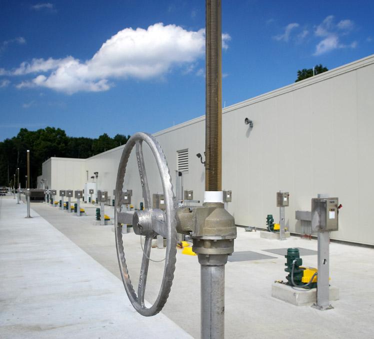 United Water Haworth Water Treatment Plant