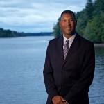 Portrait  Ed Deveaux, United Water.